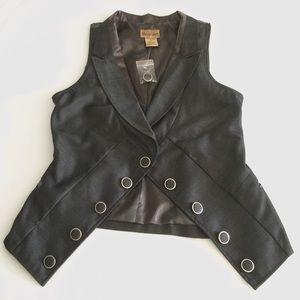Jackets & Blazers - NWT: Chic Professional Vest Ladies Size 6